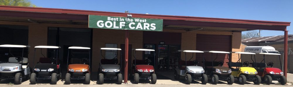 Best In The West Golf Cars